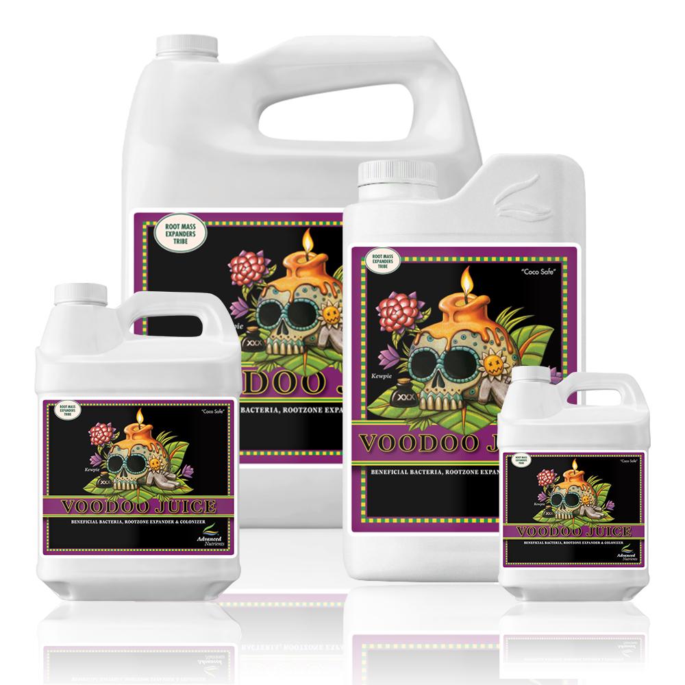 nutrients voodoo advanced juice 1litre 250ml 5litre option